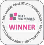 Winner, Hot Mommas case study project