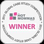 Winner, Hot Mommas case study project